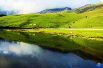 Bedni Bugyal lake