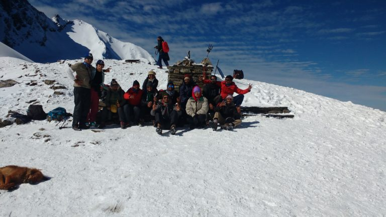At Roopkund
