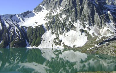 Great Lakes of Kashmir